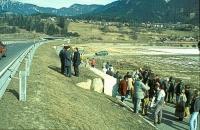 Bild Exkursion zu einer Amphibien-Tunnel-Anlage
